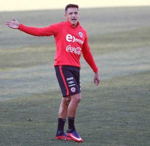 [VIDEO] Alexis Sánchez se suma a La Roja para amistosos ante Costa Rica y Honduras