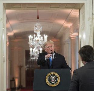 CNN presenta demanda contra administración de Donald Trump