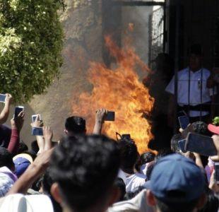 México: cómo un mensaje de WhatsApp llevó a un pequeño pueblo a quemar vivos a dos hombres inocentes