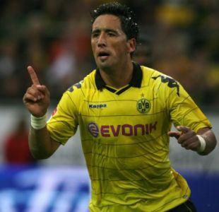 [VIDEO] UEFA recuerda golazo de Lucas Barrios en el día de su cumpleaños