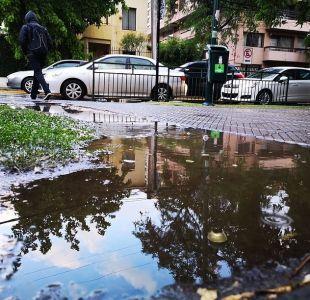 Onemi declara alerta temprana preventiva por tormentas eléctricas en RM