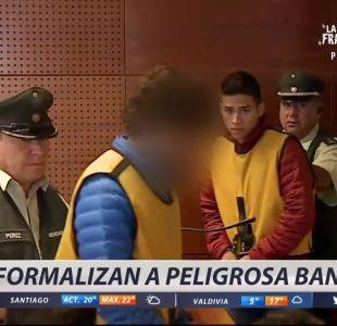 Formalizan a acusados de cruel asesinato de Aldo Caiozzi
