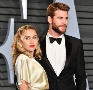 [FOTO] La devastadora foto que publicó Liam Hemsworth tras perder su casa con Miley Cyrus
