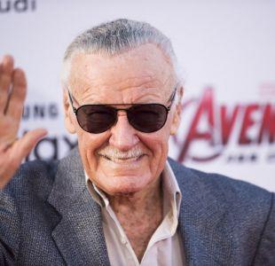 [FOTO] Esta es la última imagen de Stan Lee tomada dos días antes de morir