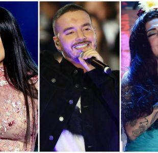 Grammy Latino 2018: J Balvin lidera las nominaciones; Rosalía y Mon Laferte quieren brillar
