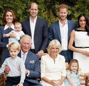 ¿Mini me de George?: El parecido del príncipe Louis con su hermano