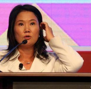 Perú: líder fujimorista admite lavado de activos pero exculpa a Keiko