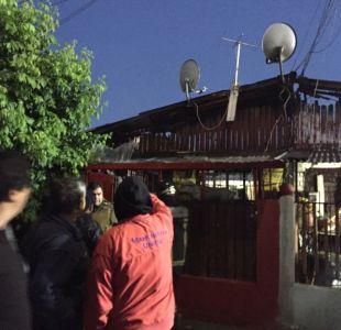 [VIDEO] Incendio en viviendas deja dos fallecidos en la comuna de Cerro Navia