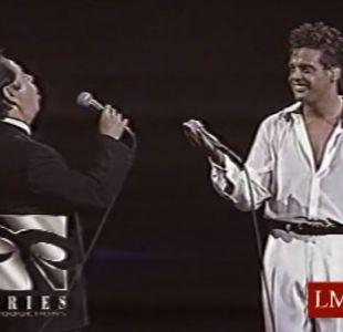 Cuando Lucho Gatica barrió con el talento de Luis Miguel: No me llega ni a los talones