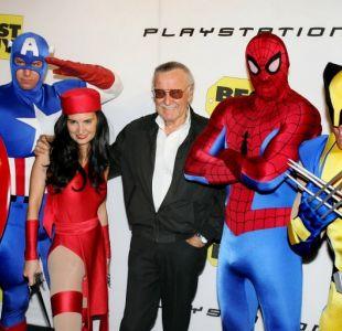 Revelan que Stan Lee creó un nuevo superhéroe antes de morir