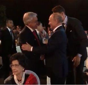 [VIDEO] ¿Qué conversó el Presidente Piñera con Vladimir Putin en Singapur?