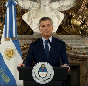 Senado argentino aprueba un austero presupuesto para 2019 ajustado al pacto con FMI