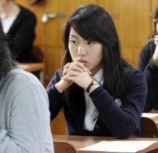 Suneung, el día en que Corea del Sur se queda en silencio