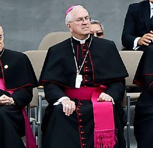 Arzobispo italiano es condenado por robar a su hermano discapacitado