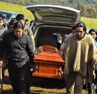 Muerte de Catrillanca: Fiscalía espera resultados de autopsia para analizar pasos a seguir