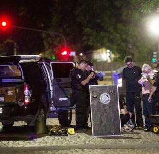 Detienen a 13 personas por su presunta vinculación con atentado en cementerio de Buenos Aires