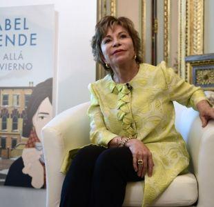 Isabel Allende, primera autora de habla hispana ganadora del Premio Nacional del Libro de EE.UU.