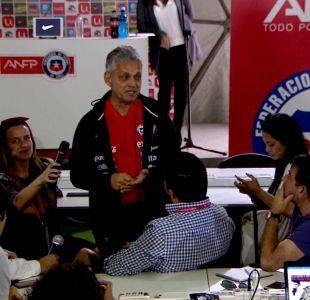 [VIDEO] La extraña conferencia de Reinaldo Rueda