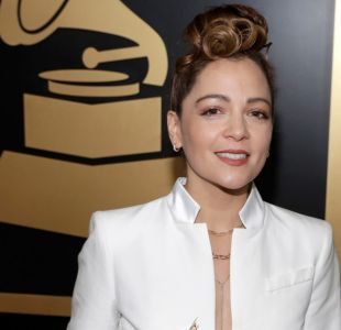 [VIDEO] ¿No le gustó? La notable reacción de Natalia Lafourcade cuando Maluma ganó un Grammy