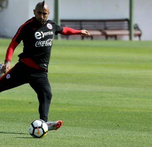 [VIDEO] Arturo Vidal asistirá a duelo clave de Rodelindo Román