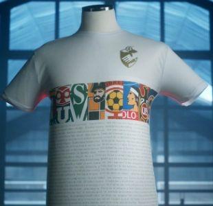 """[VIDEO] """"Todos por una misma pasión"""": Lanzan la Camiseta del Fútbol"""