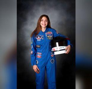 [VIDEO] Alyssa Carson: la joven que lucha por llegar a Marte