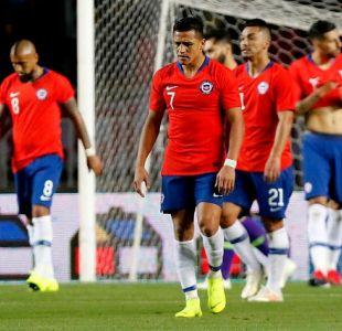 Chile sufre dura caída ante Costa Rica en El Teniente de Rancagua