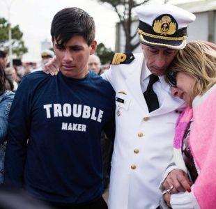 Familiar de tripulante del ARA San Juan: Todavía tenía esperanzas de que pudieran estar vivos