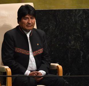 Elecciones en Bolivia: Evo Morales sostiene que Chile financiará a candidatos opositores