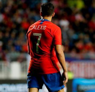La curiosa reacción de los hinchas del Manchester United al gol de Alexis Sánchez con la Roja
