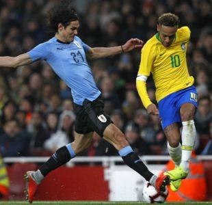 Cavani/Neymar