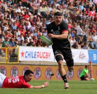Cóndores de Chile no pudieron frente a los Maorí All Blacks y pierden en San Carlos de Apoquindo