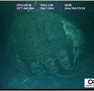 Chile, Reino Unido y EE.UU recomendaron buscar el ARA San Juan donde fue encontrado