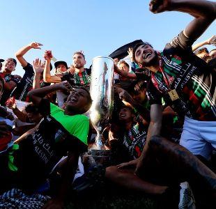 Los mensajes de la comunidad palestina a Palestino tras consagrarse campeón de la Copa Chile