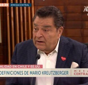 """Mario Kreutzberger y Teletón: """"Mi aspiración es que el Estado aporte el 40% del financiamiento"""""""