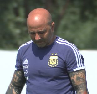 [VIDEO] Qatar y China se pelean a Jorge Sampaoli