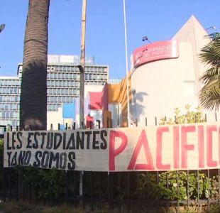 [VIDEO] Universidad del Pacífico en crisis