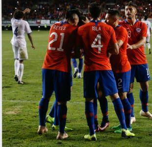Chile vence a Honduras en Temuco y logra su primera victoria como local en la era Rueda