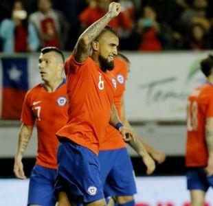 """Arturo Vidal: """"Hasta el momento somos los bicampeones y vamos a ir a defender esa Copa América"""""""