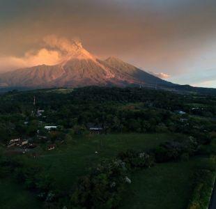 Evacuados por erupción de volcán en Guatemala retornan a sus comunidades