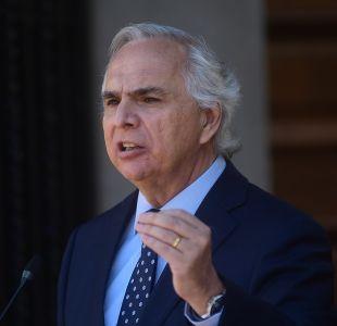 [EN VIVO] Caso Catrillanca: Cámara vota interpelación contra ministro Andrés Chadwick