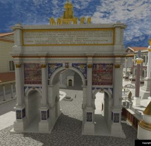 [VIDEO] El proyecto que te permitirá visitar el Imperio Romano a través de la realidad virtual
