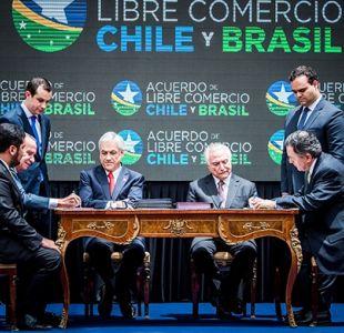 [VIDEO] Acuerdo de Libre Comercio permitirá la eliminación del roaming con Brasil