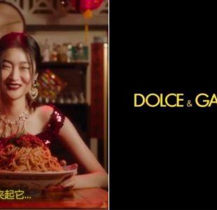 Dolce & Gabbana: las acusaciones de racismo que llevaron a la cancelación de su desfile en China