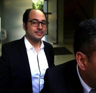 Nicolás López declara por acusaciones de acoso sexual y violación