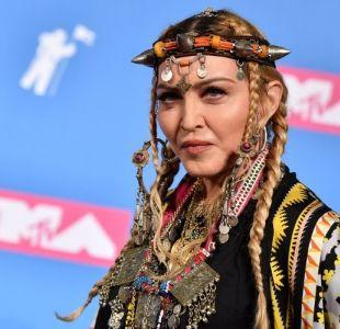 [FOTOS] Madonna realiza dulce homenaje y presenta a sus 6 hijos en el Día de Acción de Gracias