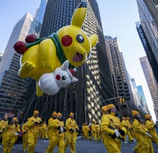 [FOTOS] Las increíbles imágenes que dejó el desfile del Día de Acción de Gracias en Nueva York