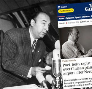 Medio británico dedica reportaje a Neruda tildándolo de violador