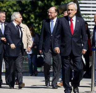 [VIDEO] Piñera admite que muerte de Catrillanca generó retroceso en el diálogo en La Araucanía