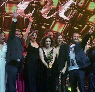"""Copihue de Oro 2018: """"Pacto de sangre"""" cierra su gran año quedándose con el premio a Mejor Teleserie"""